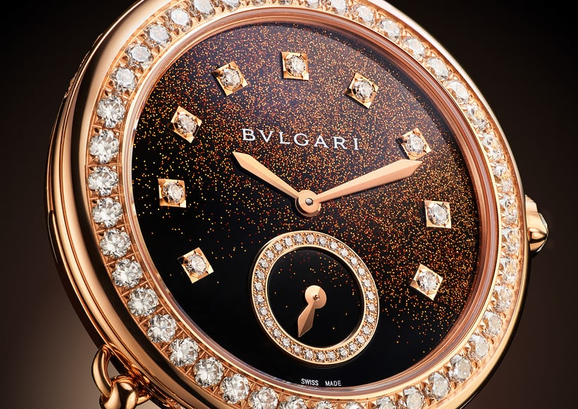 Bulgari Diva's Dream Repeater closeup