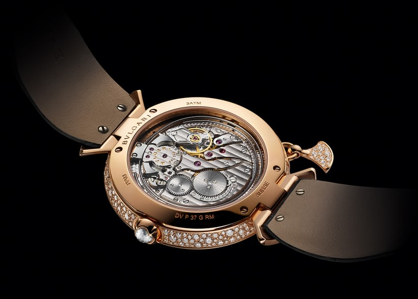 Movement Bulgari Diva's Dream Minute Repeater