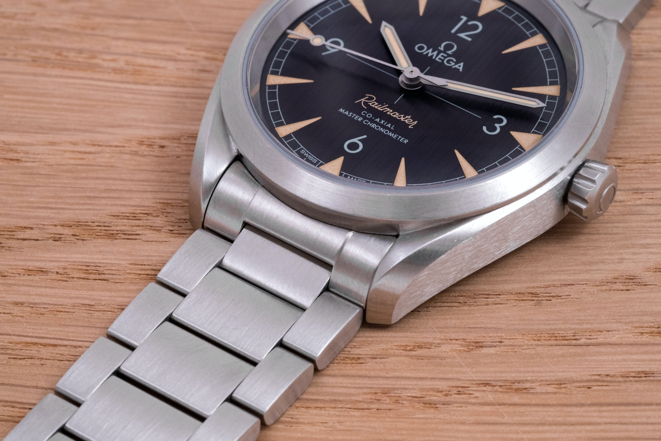 A Week On The Wrist: The Omega Seamaster Railmaster A Week On The Wrist: The Omega Seamaster Railmaster DSCF6143