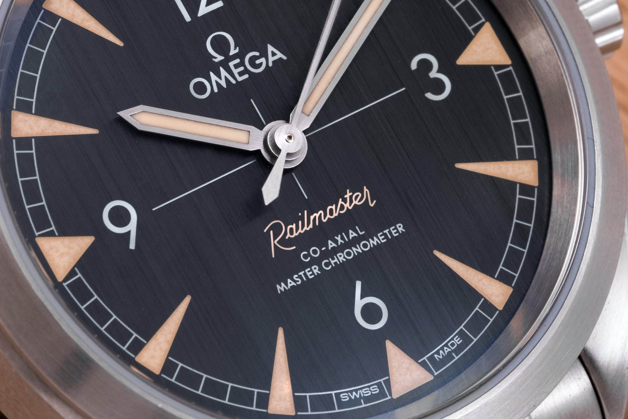 A Week On The Wrist: The Omega Seamaster Railmaster A Week On The Wrist: The Omega Seamaster Railmaster DSCF6104