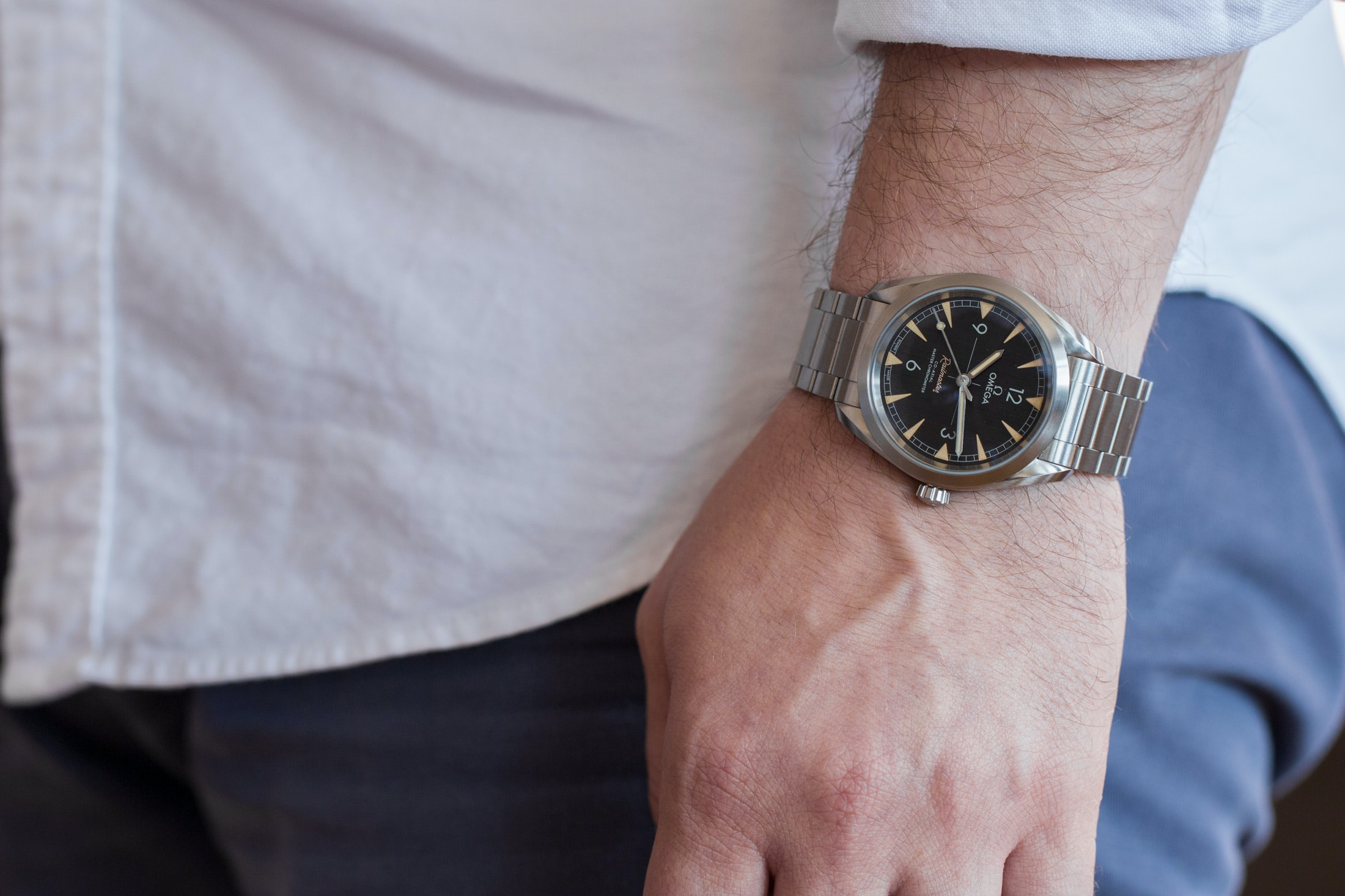 A Week On The Wrist: The Omega Seamaster Railmaster A Week On The Wrist: The Omega Seamaster Railmaster rail 04