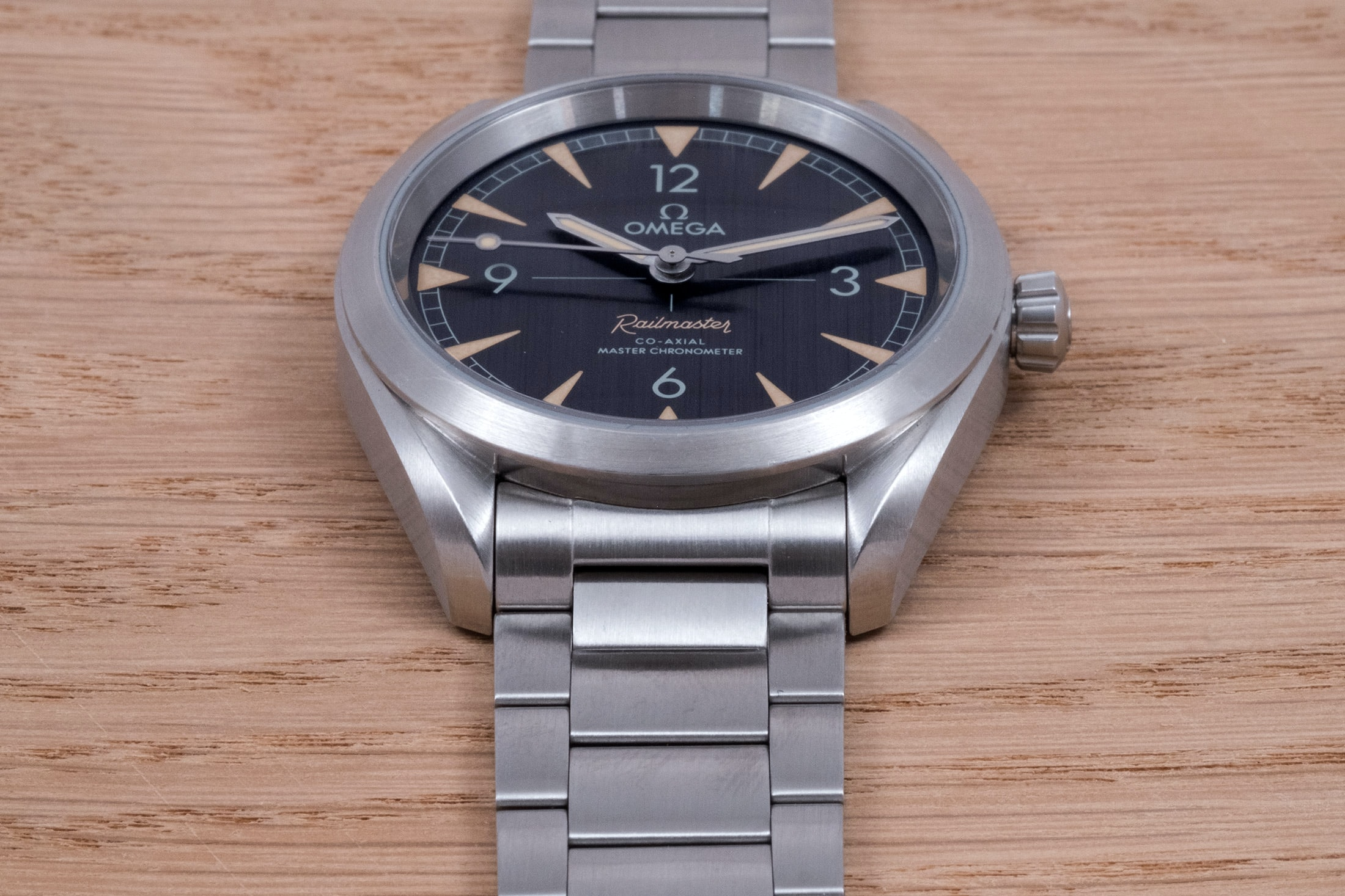 A Week On The Wrist: The Omega Seamaster Railmaster A Week On The Wrist: The Omega Seamaster Railmaster DSCF6146