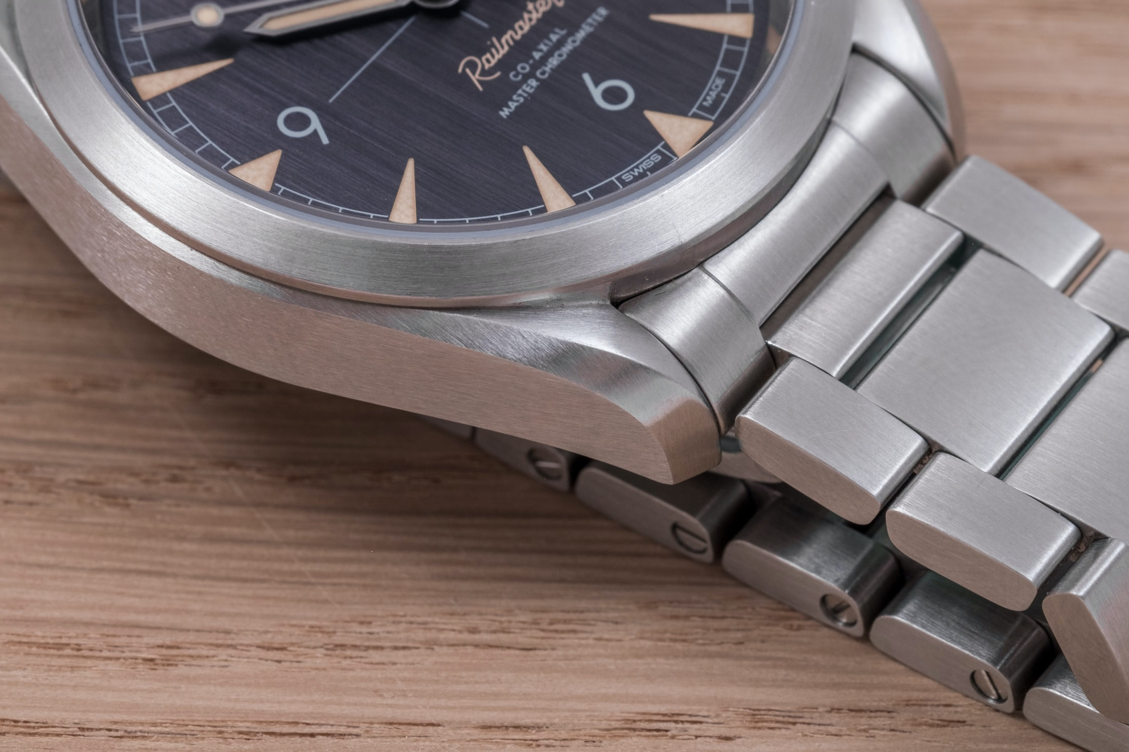 A Week On The Wrist: The Omega Seamaster Railmaster A Week On The Wrist: The Omega Seamaster Railmaster DSCF6096