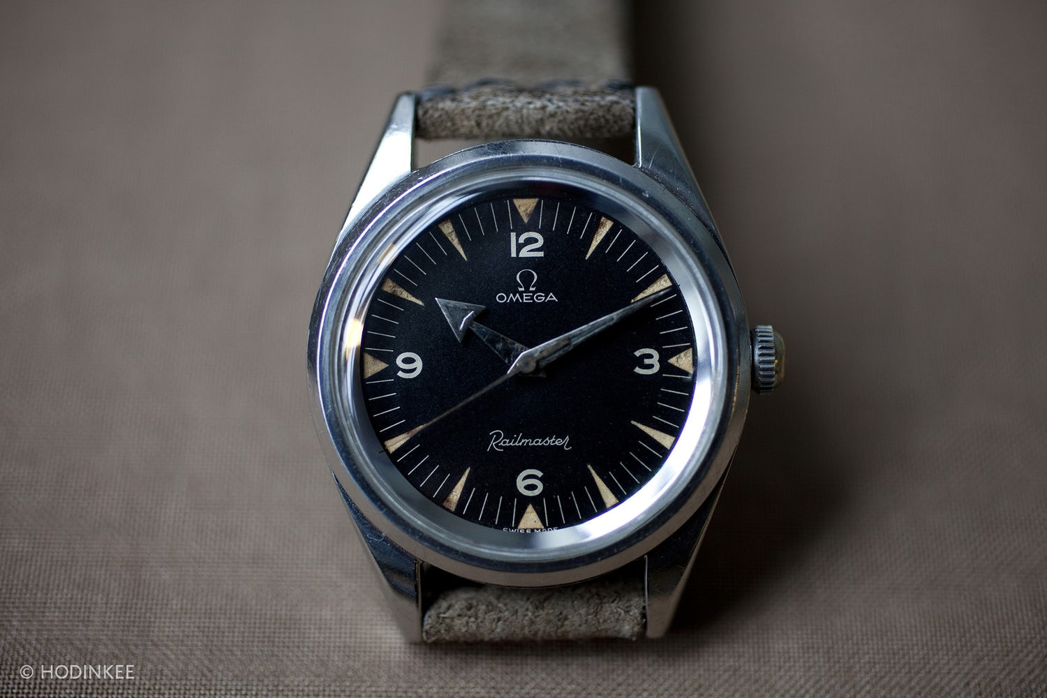 A Week On The Wrist: The Omega Seamaster Railmaster A Week On The Wrist: The Omega Seamaster Railmaster rail