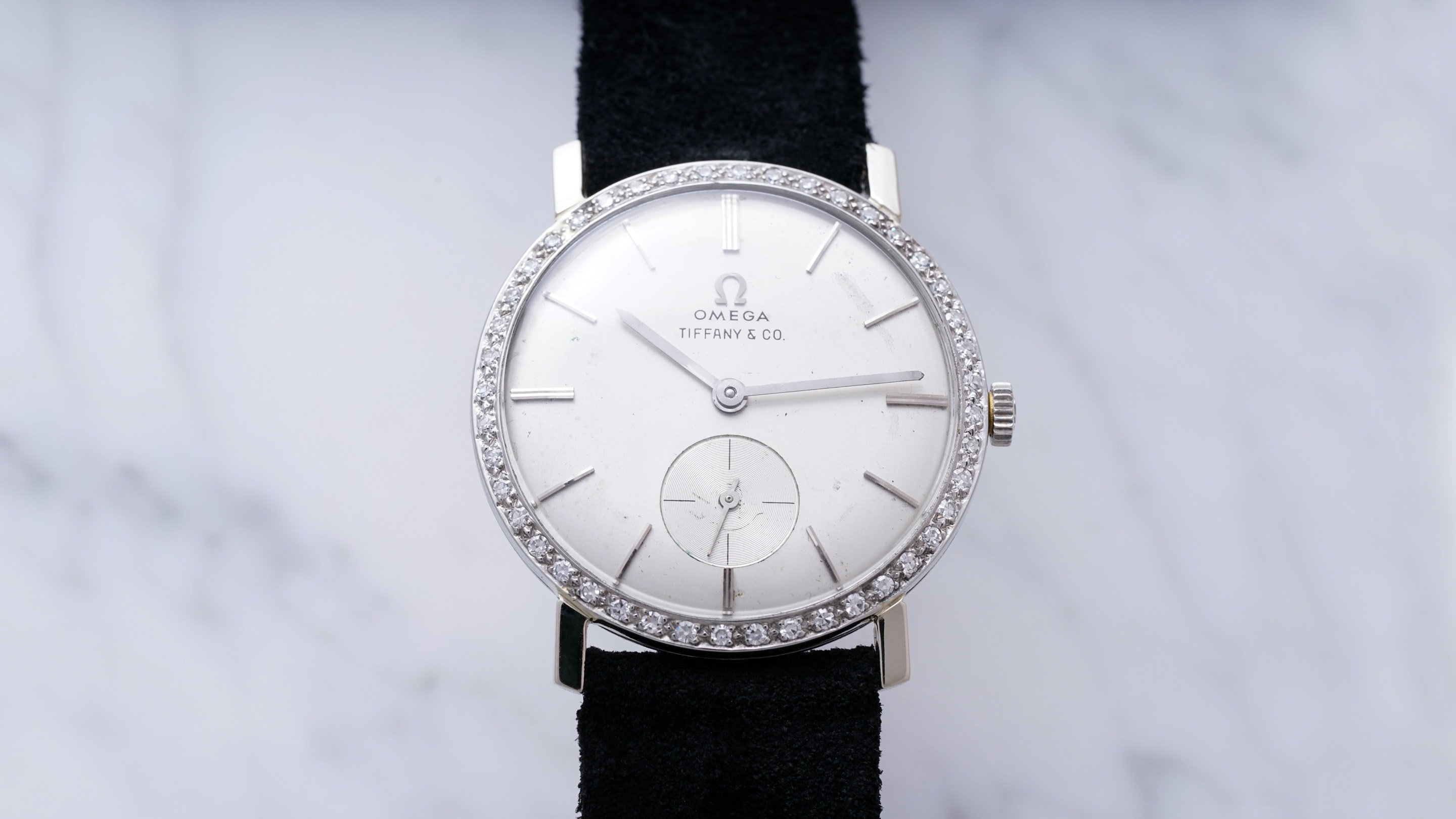 Breaking News: Elvis Presley's Diamond-Set, Tiffany Dial Omega Will Be Sold At Phillips Geneva Watch Auction: Seven