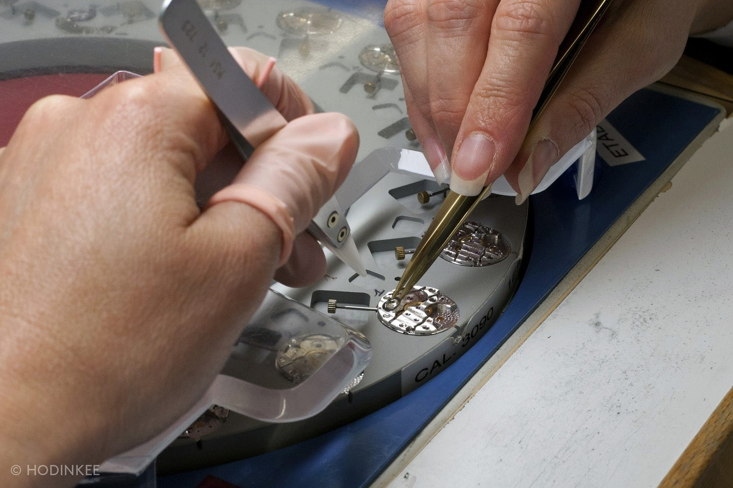 Technical Perspective: How Accurate Should Your Mechanical Watch Actually Be? ap