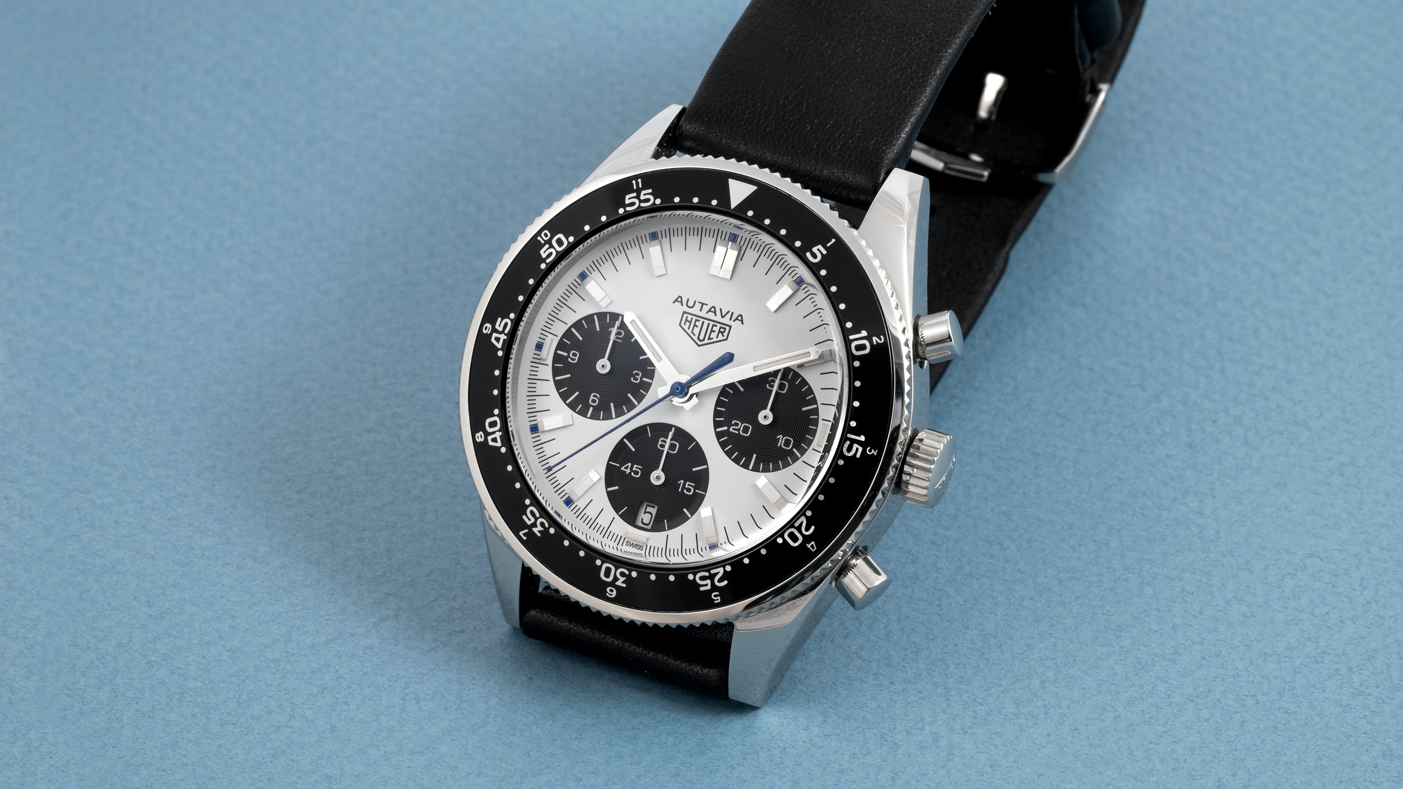 Introducing: The TAG Heuer Autavia Jo Siffert Collector's Edition By Calibre 11 (Exclusive Live Pics & Pricing)