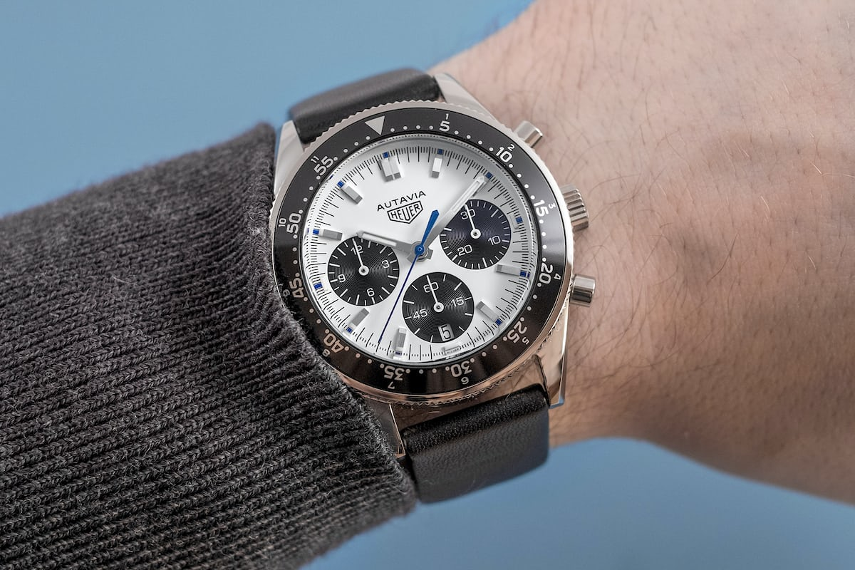 Introducing the tag heuer autavia jo siffert collector 39 s edition by calibre 11 exclusive live for Tag heuer autavia