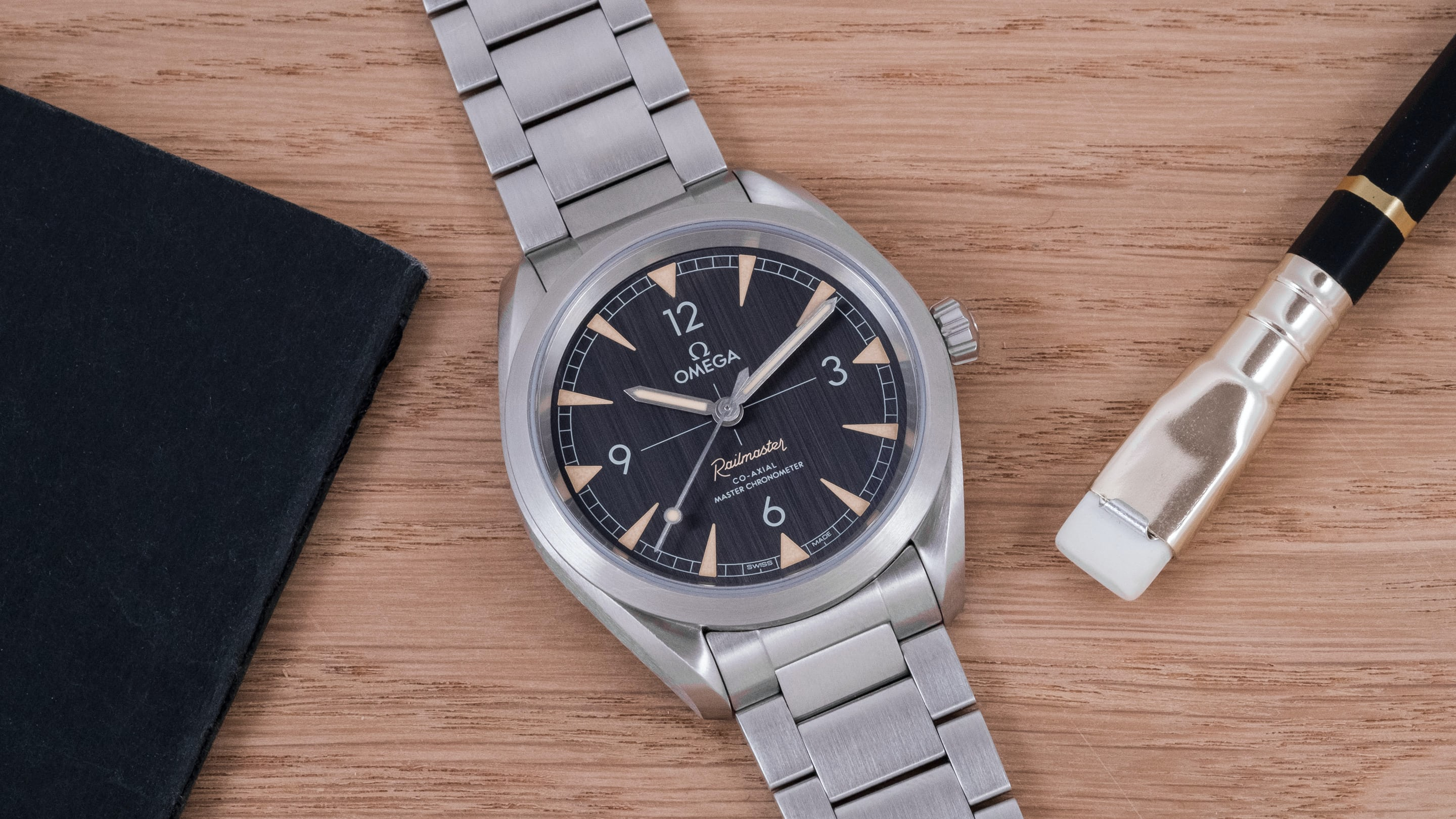 84563814f848 A Week On The Wrist  The Omega Seamaster Railmaster - HODINKEE