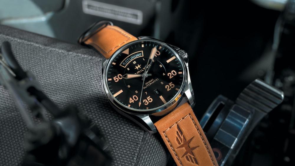 c3e222c58 Introducing: The Hamilton Khaki Pilot Auto Day Date - HODINKEE