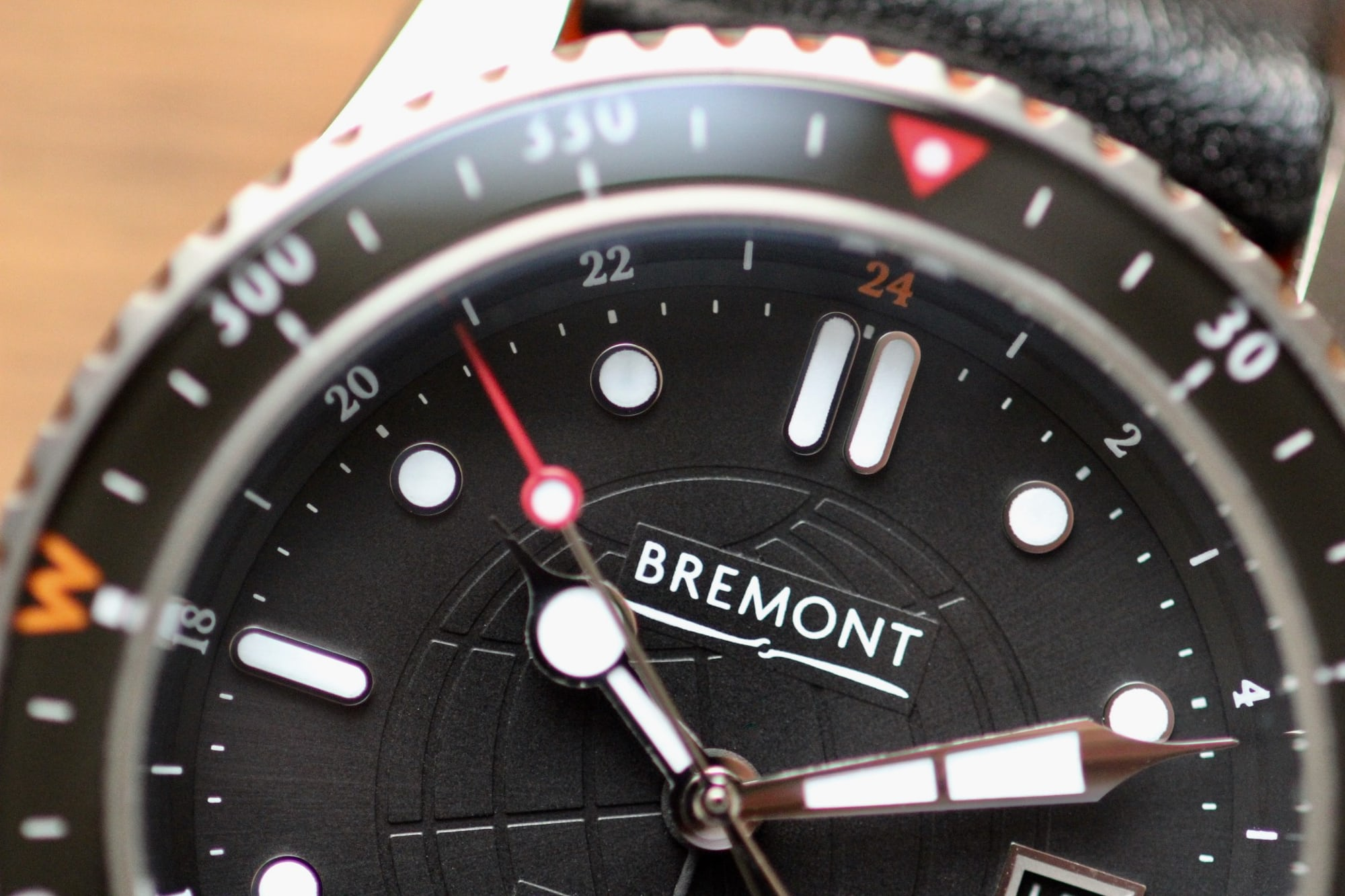 Introducing: The Bremont Endurance Limited Edition (Live Pics & Pricing) Introducing: The Bremont Endurance Limited Edition (Live Pics & Pricing) IMG 9134