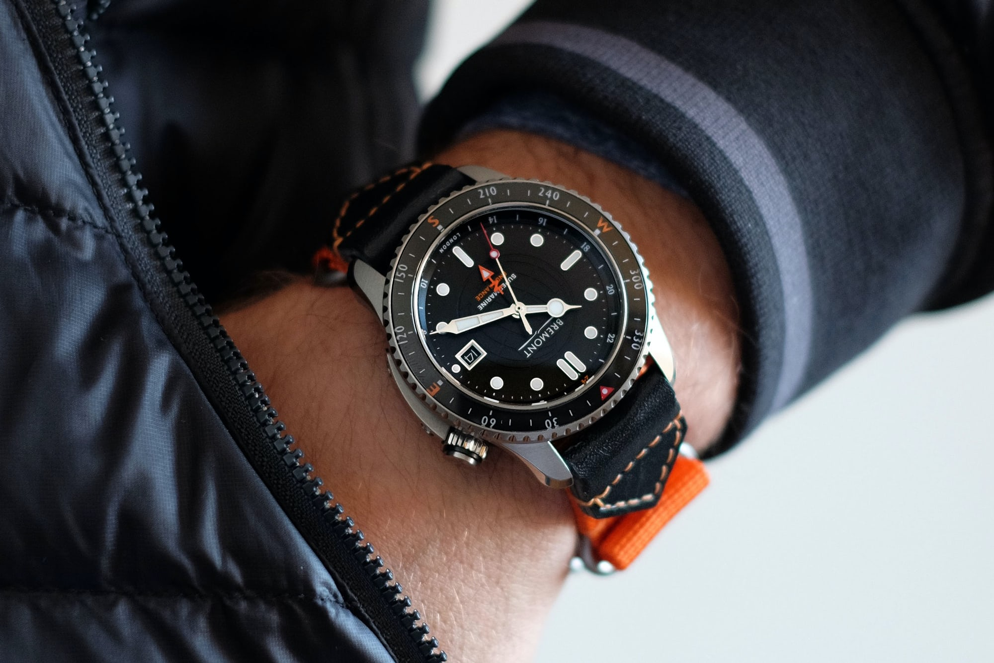 Introducing: The Bremont Endurance Limited Edition (Live Pics & Pricing) Introducing: The Bremont Endurance Limited Edition (Live Pics & Pricing) bremont2