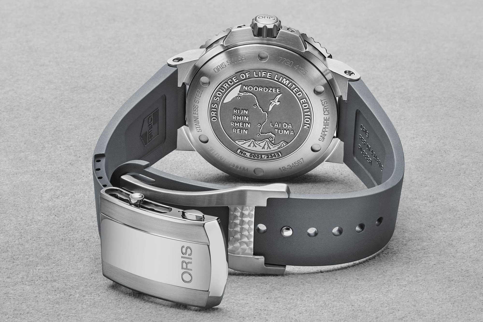 Introducing: The Oris 'Source Of Life' Limited Edition Introducing: The Oris 'Source Of Life' Limited Edition oris 1