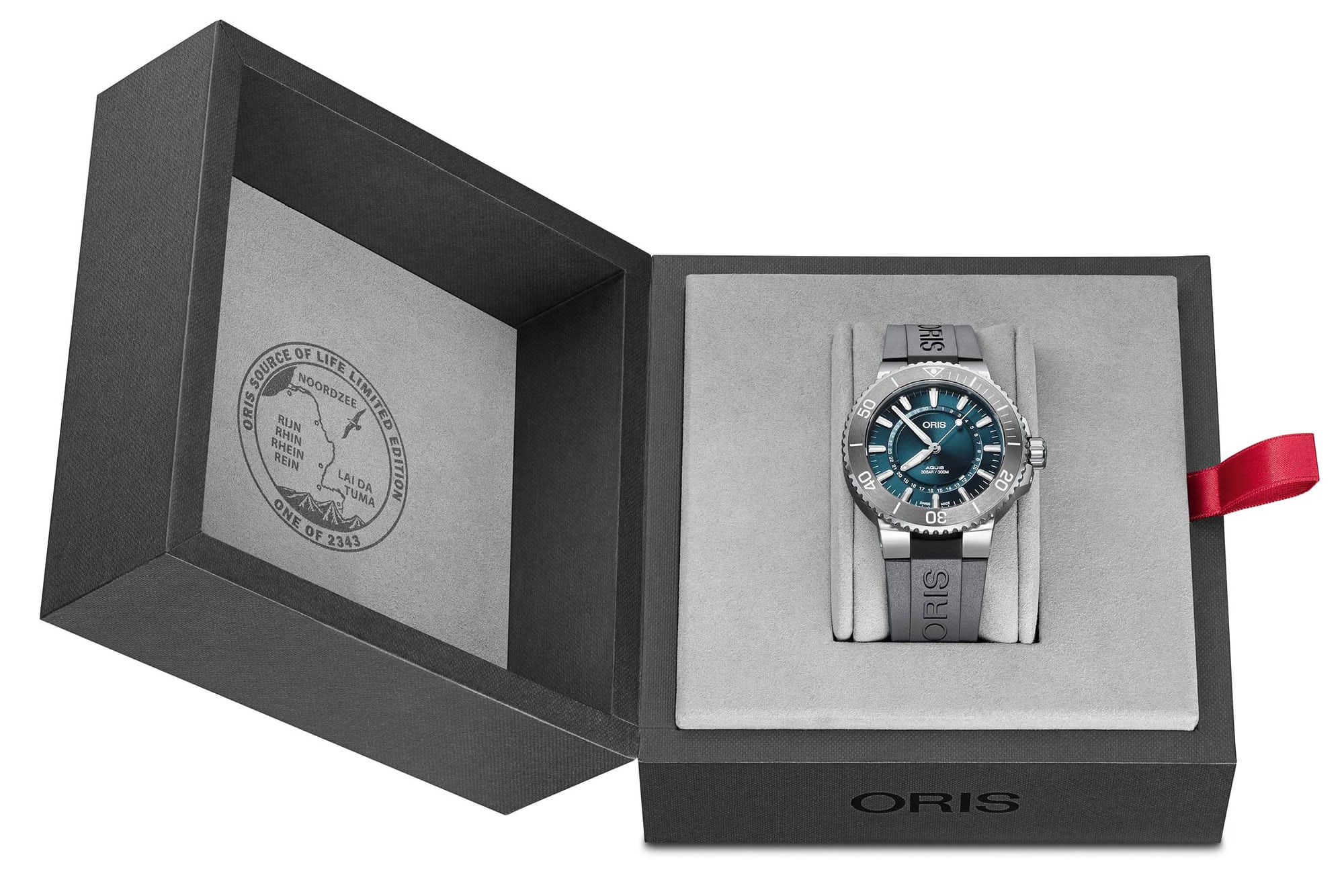 Introducing: The Oris 'Source Of Life' Limited Edition Introducing: The Oris 'Source Of Life' Limited Edition oris 2