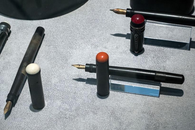 Rouge et Noir fountain pen