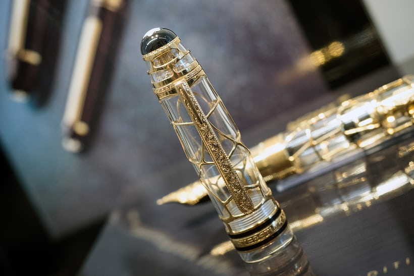 Inside The Manufacture: Montblanc's Pen Factory And Museum