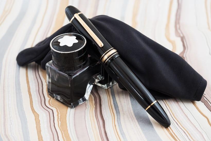 montblanc 149 author's pen