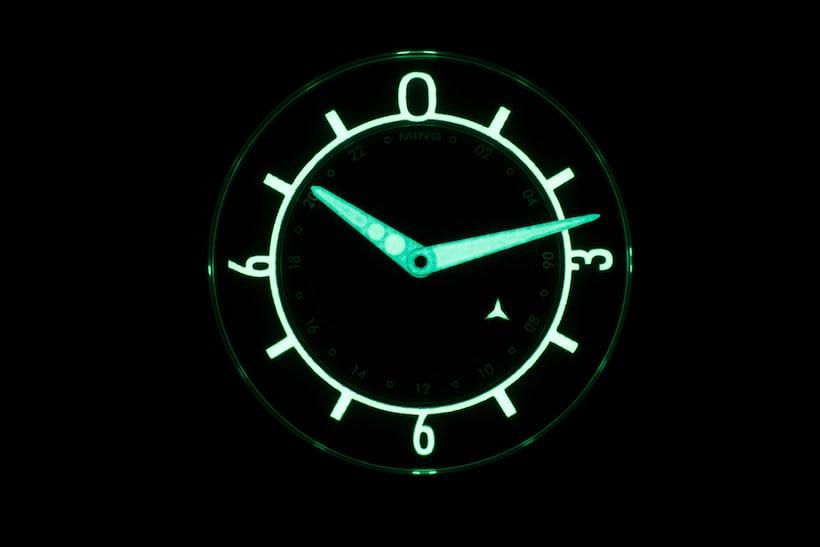 Ming 17.03 GMT lume shot