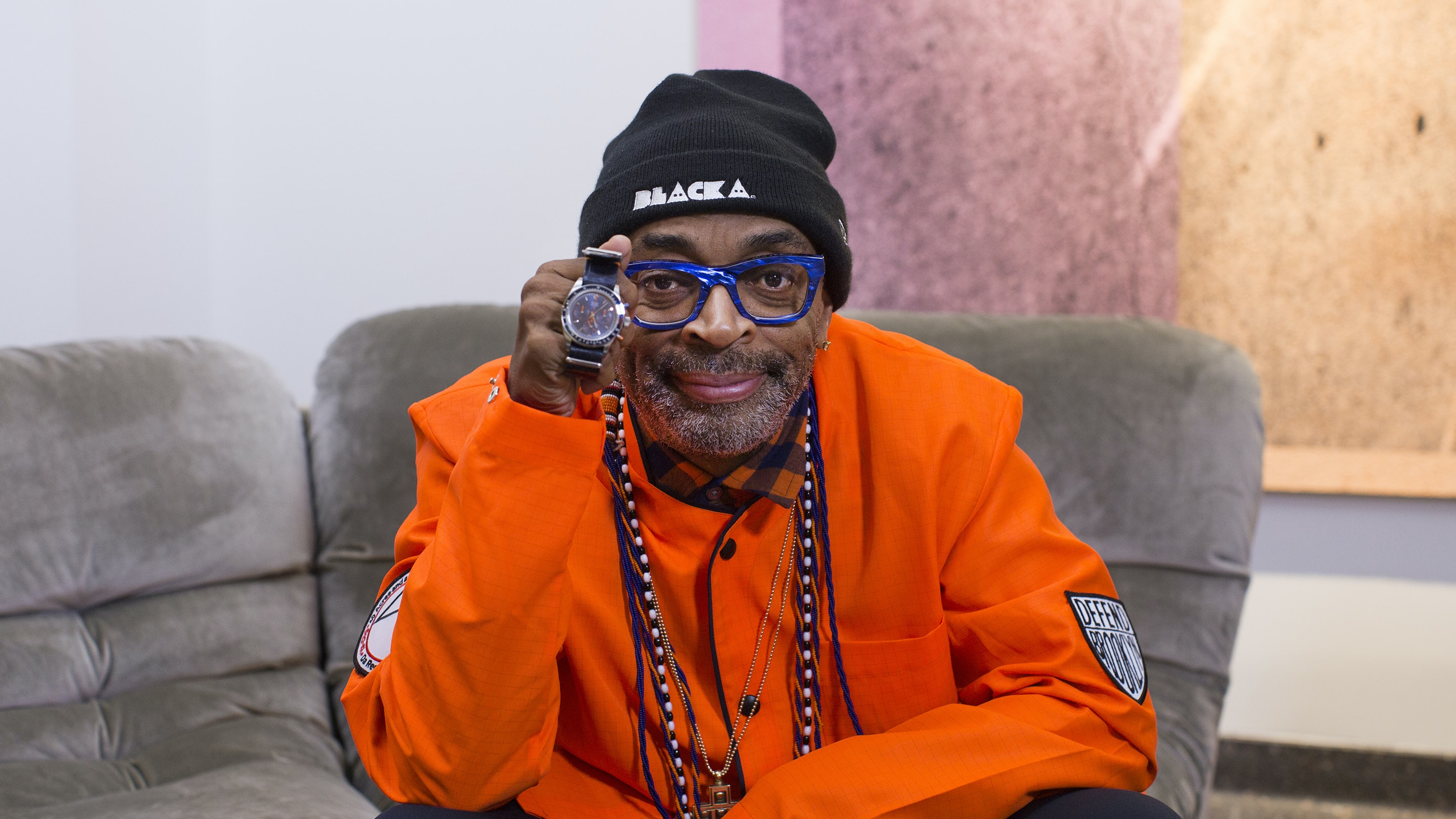 Interview: Spike Lee Talks Paul Newman, Rolex, And His 'Cool Hand Brooklyn' Collaboration With Artisans De Geneve (VIDEO)