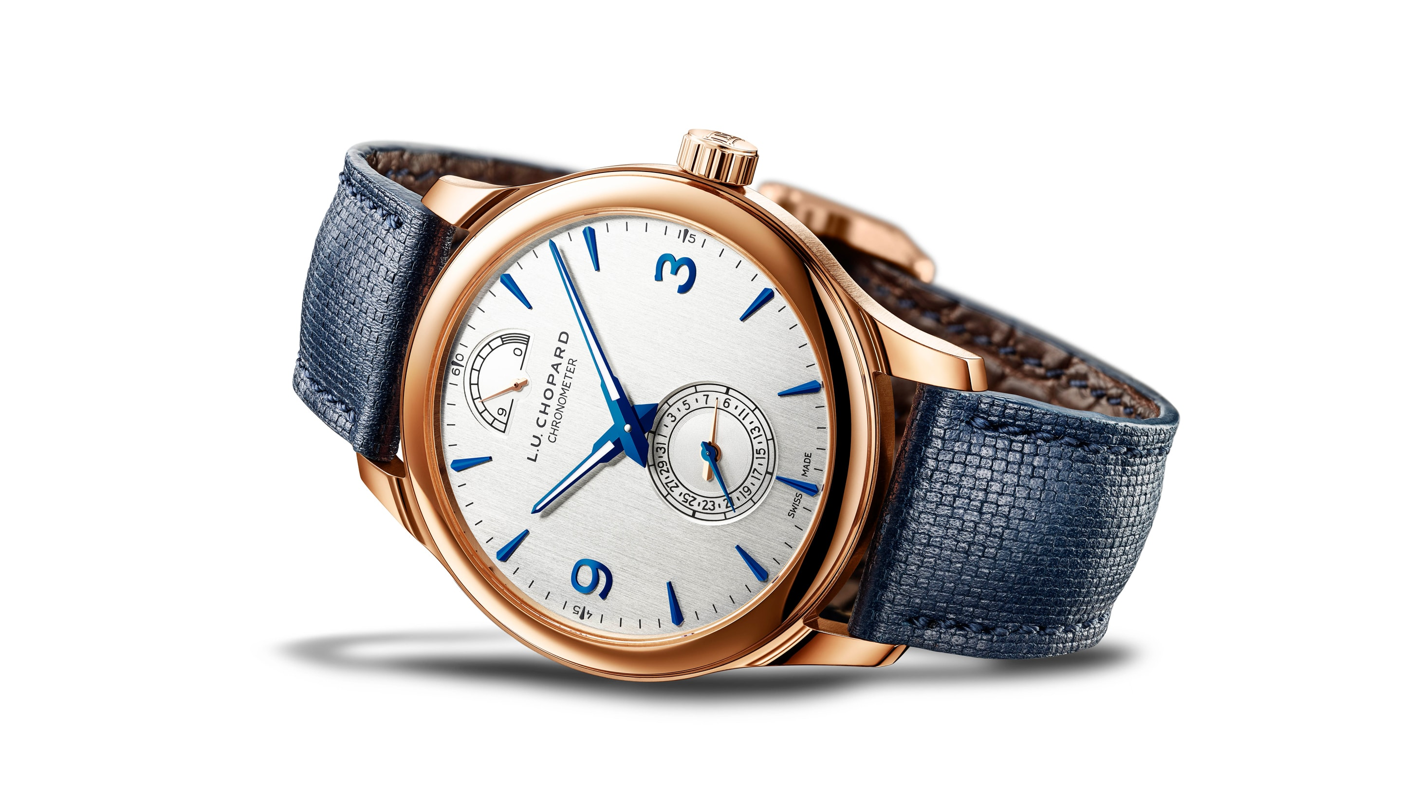 Introducing: The Chopard L.U.C Quattro