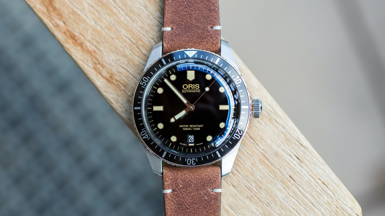 introducing the oris divers sixty five bronze bezel live pics