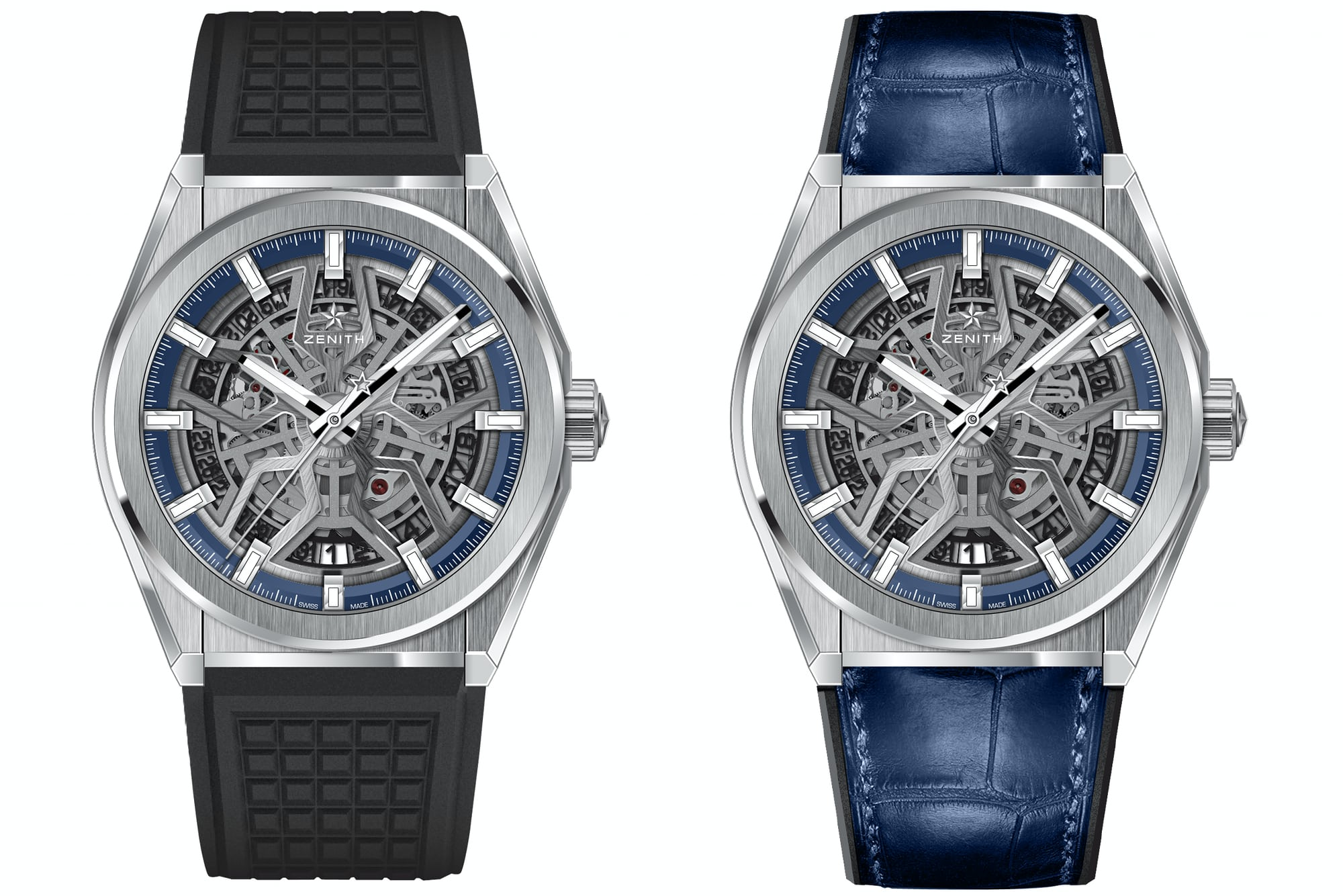 Introducing: The Zenith Defy Classic Introducing: The Zenith Defy Classic z 1