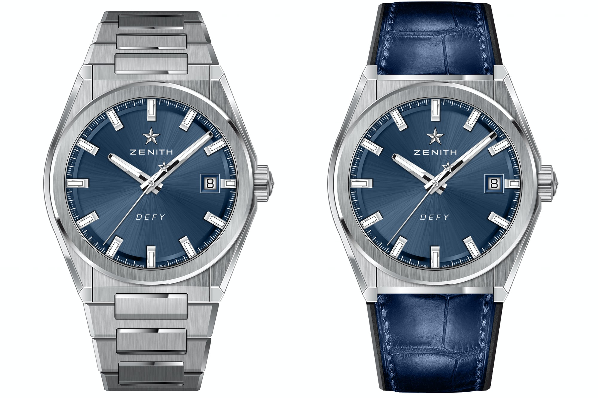 Introducing: The Zenith Defy Classic Introducing: The Zenith Defy Classic z 2
