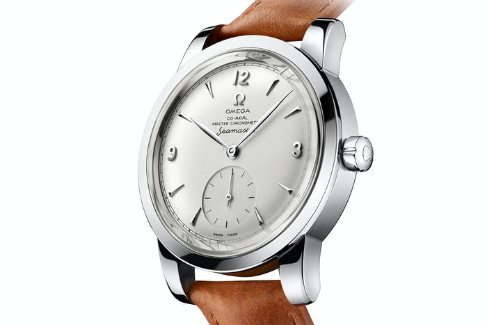 c02668843920 Introducing  The Omega Seamaster 1948 Limited Editions - HODINKEE