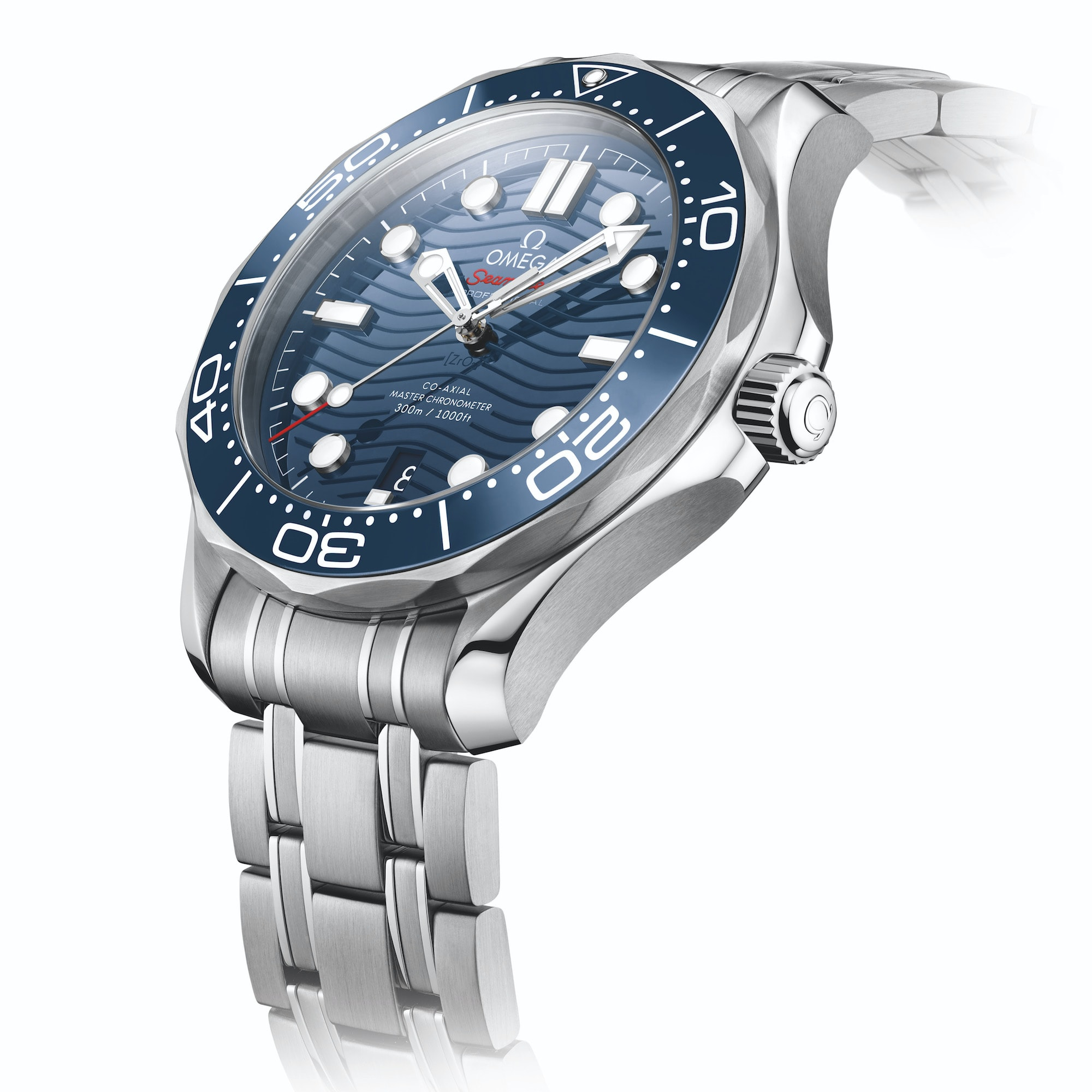 Introducing: The Omega Seamaster Professional Diver 300M ...