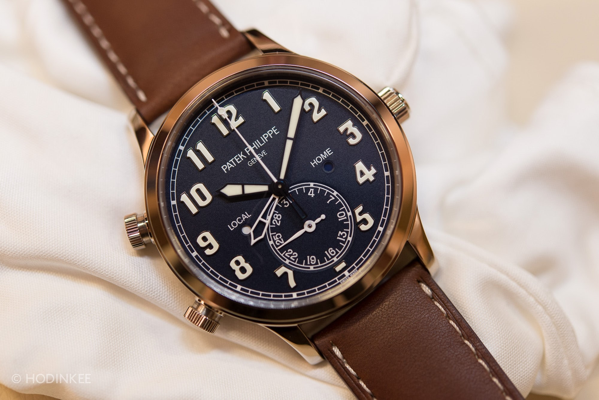 Baselworld 2018: Patek Philippe Is Now On Instagram, And So Is The New 5524R Pilots Watch Baselworld 2018: Patek Philippe Is Now On Instagram, And So Is The New 5524R Pilots Watch PatekPhilippe5524G 1