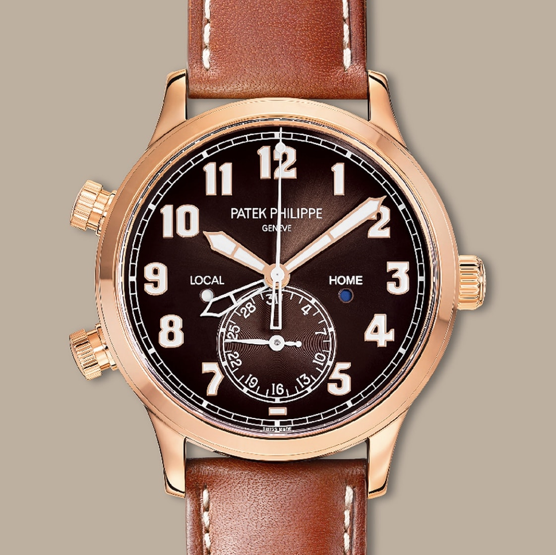 Baselworld 2018: Patek Philippe Is Now On Instagram, And So Is The New 5524R Pilots Watch Baselworld 2018: Patek Philippe Is Now On Instagram, And So Is The New 5524R Pilots Watch IMG 2360