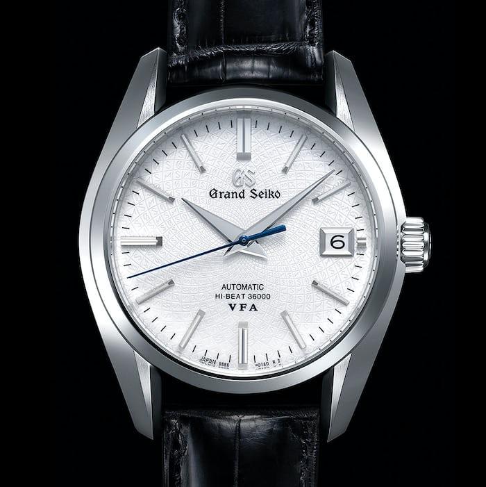 Grand Seiko VFA platinum SBGH265