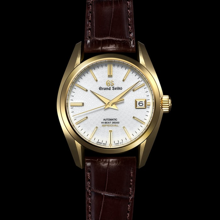 Grand Seiko Hi Beat Special