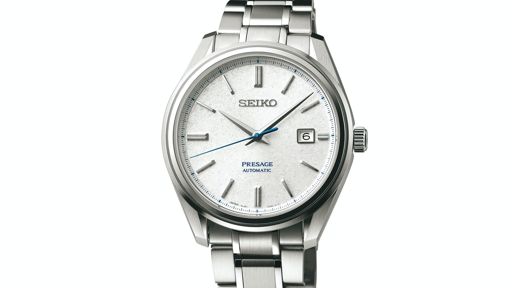 Introducing: The Seiko Presage SJE073 With A New, Thinner Movement