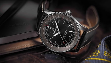Navitimer 1 automatic 38 with black dial and black alligator leather strap copy.jpg?ixlib=rails 1.1