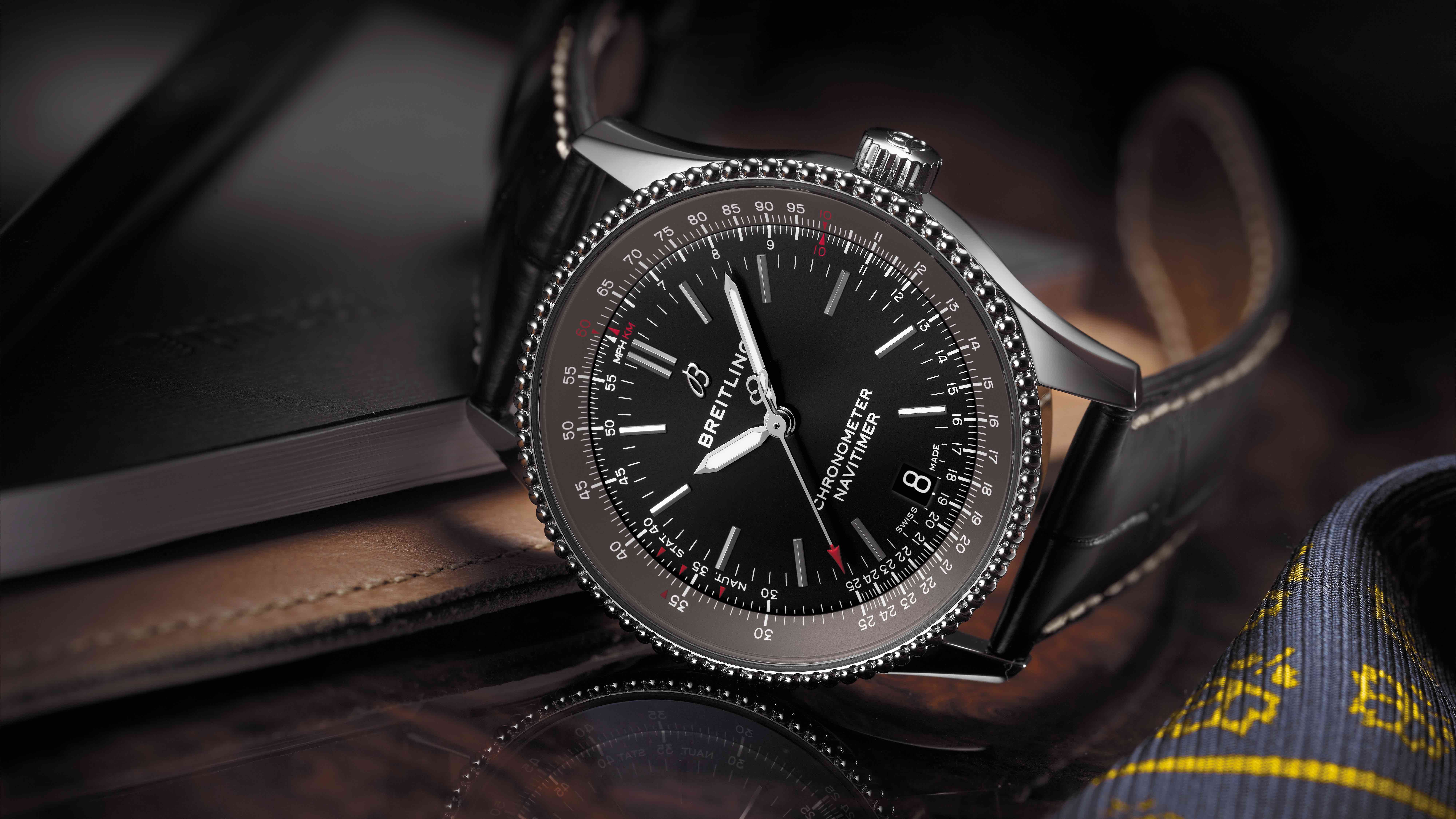 Introducing The Breitling Navitimer 1 Automatic 38 Hodinkee