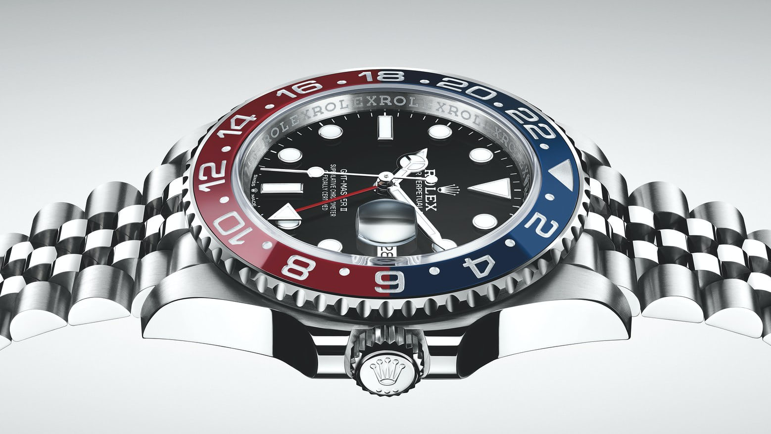 e075267a7 Introducing The Rolex GMT-Master II Pepsi In Stainless Steel Ref. 126710  BLRO