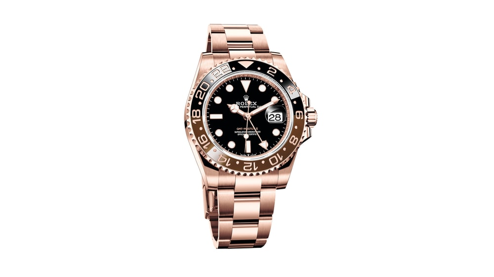 Introducing The Rolex Gmt Master Ii In Everose Gold Ref 126715 Chnr Hodinkee