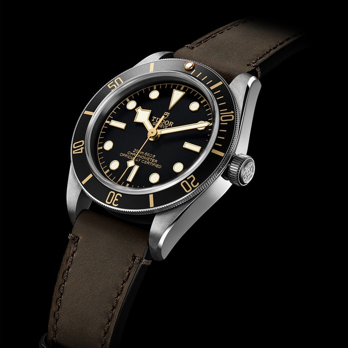 Introducing the tudor black bay fifty eight - Tudor dive watch price ...