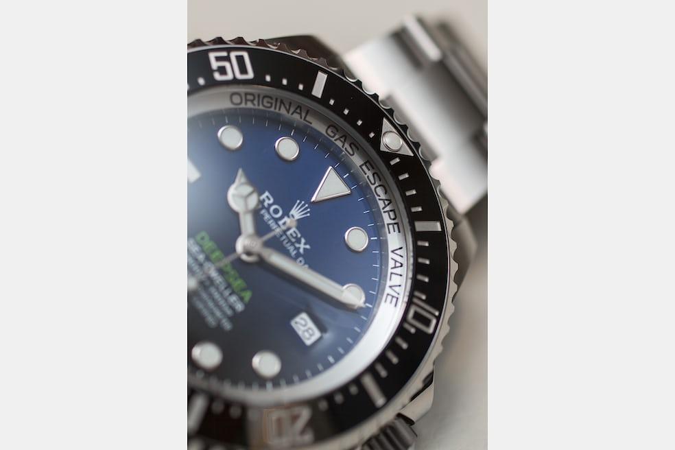 afbbbddb11d27 Rolex Deepsea Ref 126660 new 2018 model cool gear