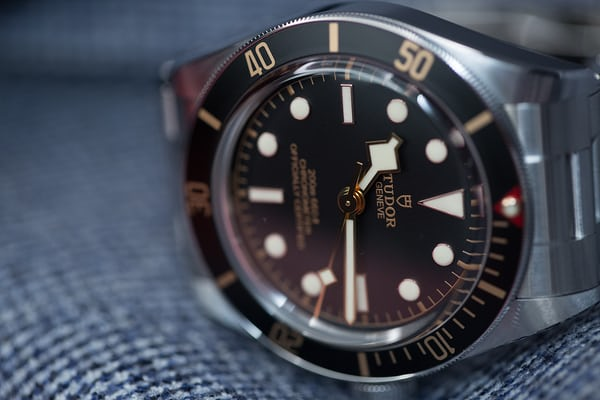 Hands On The Tudor Black Bay Fifty Eight Live Pics Thoughts