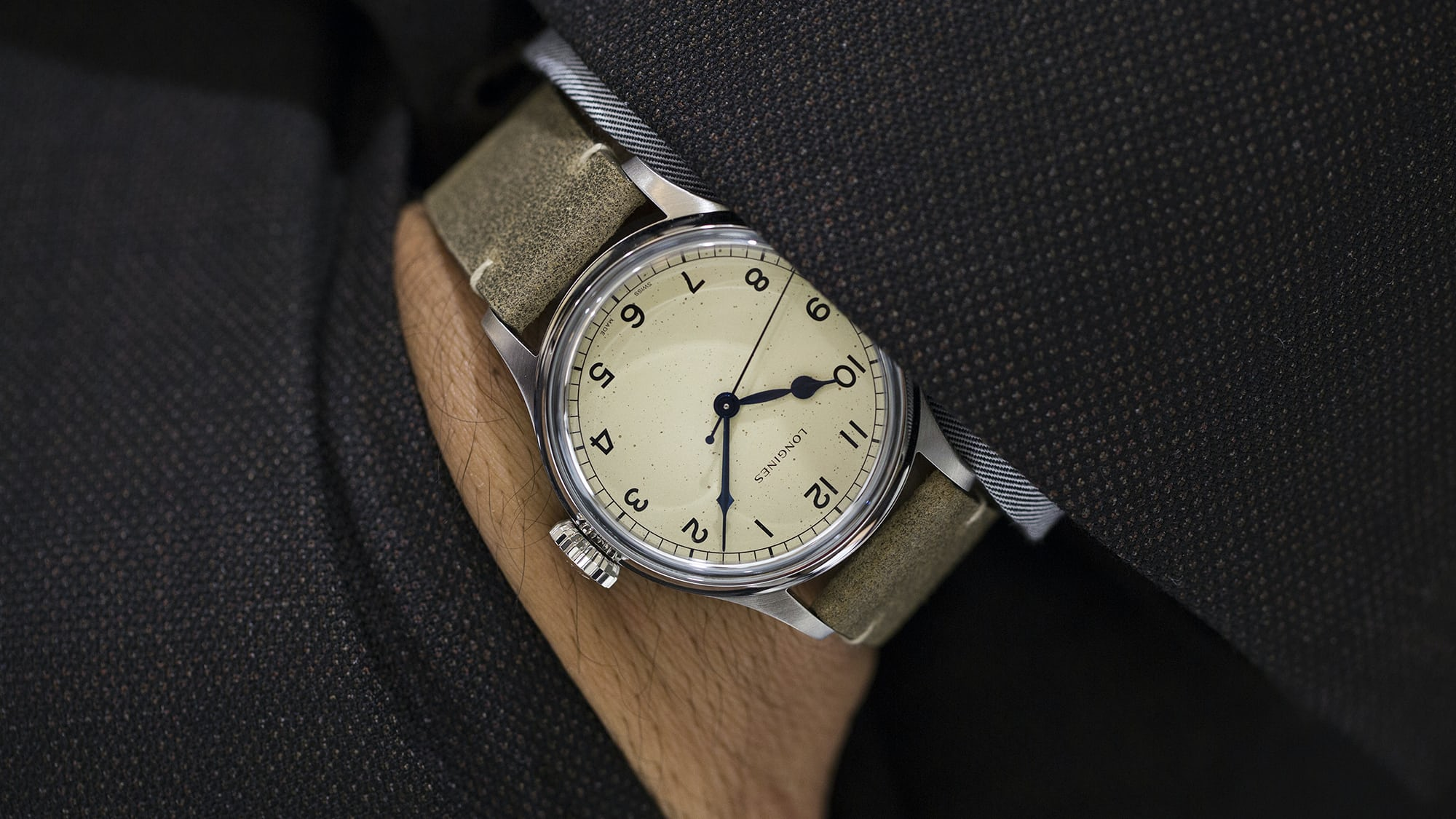 morning ex watches grey product executive