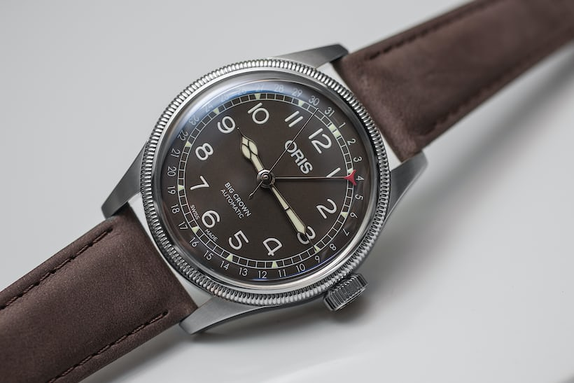 0f8ff724f18 Hands-On  The Oris Big Crown Pointer Date Collection - HODINKEE