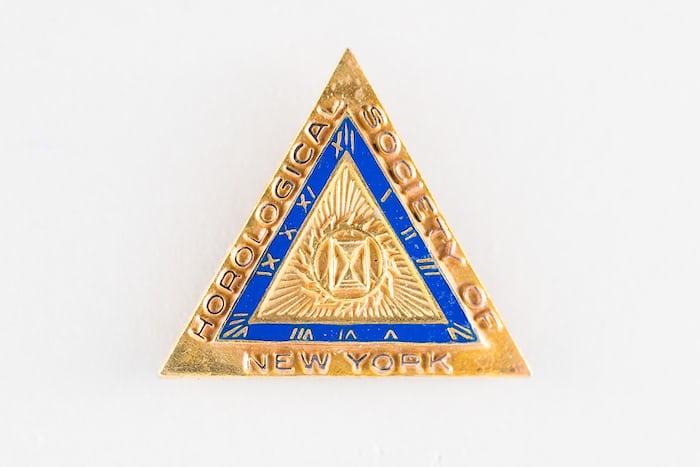 HSNY Vintage Lapel Pin
