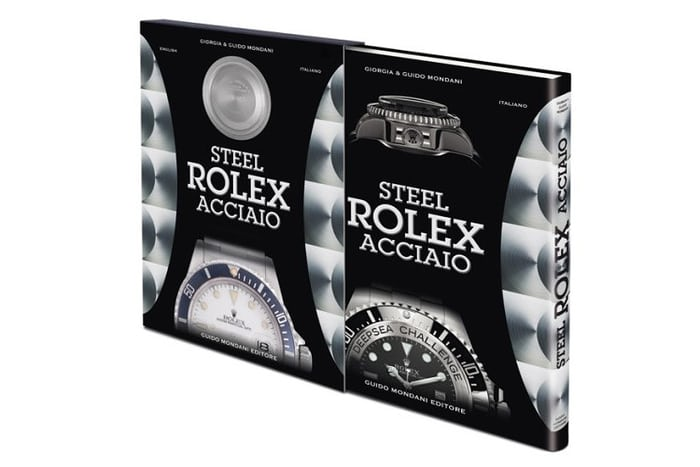 Steel Rolex, by Giorgia and Guido Mondani