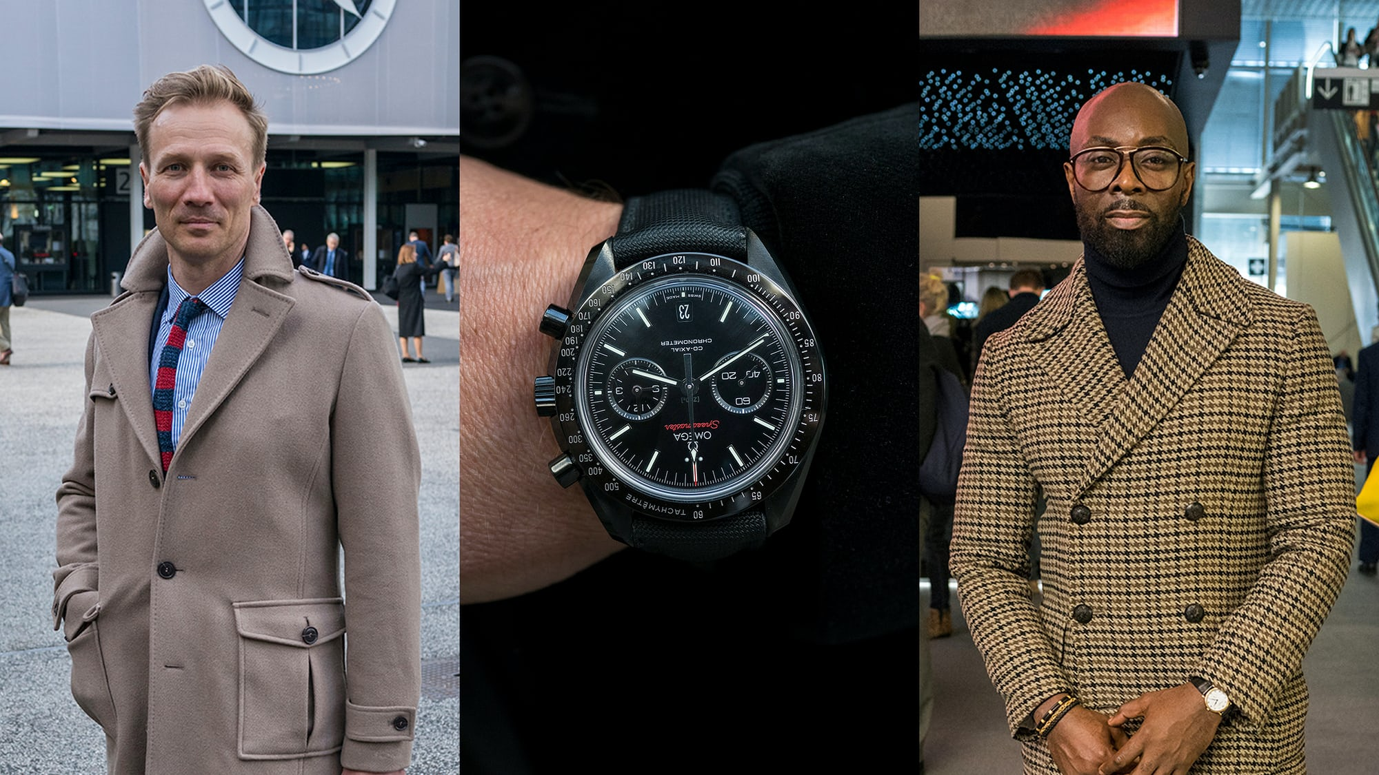 Photo Report: The Fashion And Watches Of Baselworld 2018 Photo Report: The Fashion And Watches Of Baselworld 2018 Street Style Hero Final