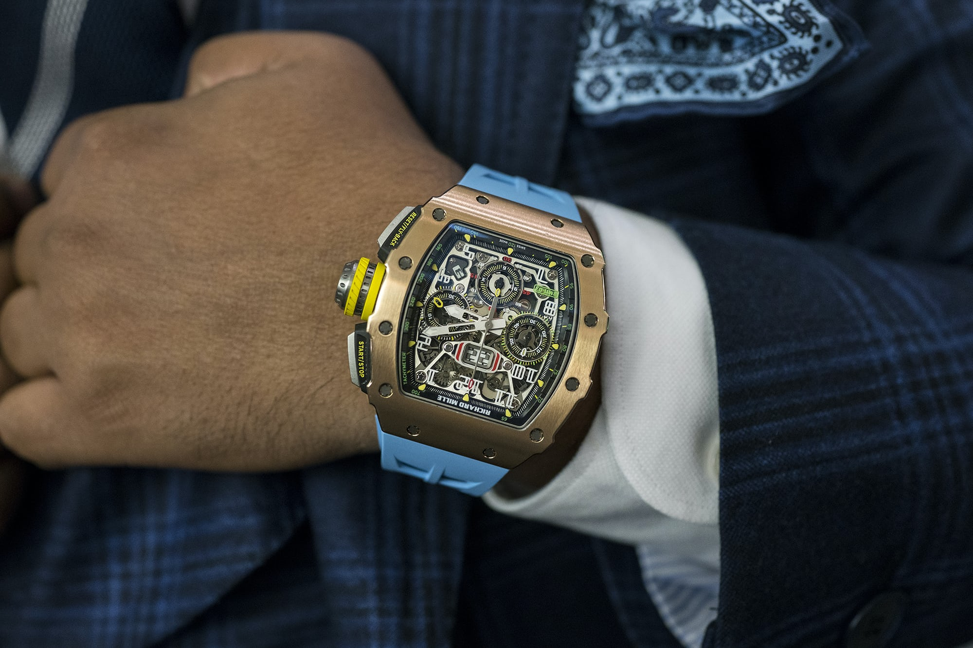 Photo Report: The Fashion And Watches Of Baselworld 2018 Photo Report: The Fashion And Watches Of Baselworld 2018 DSC00753 copy