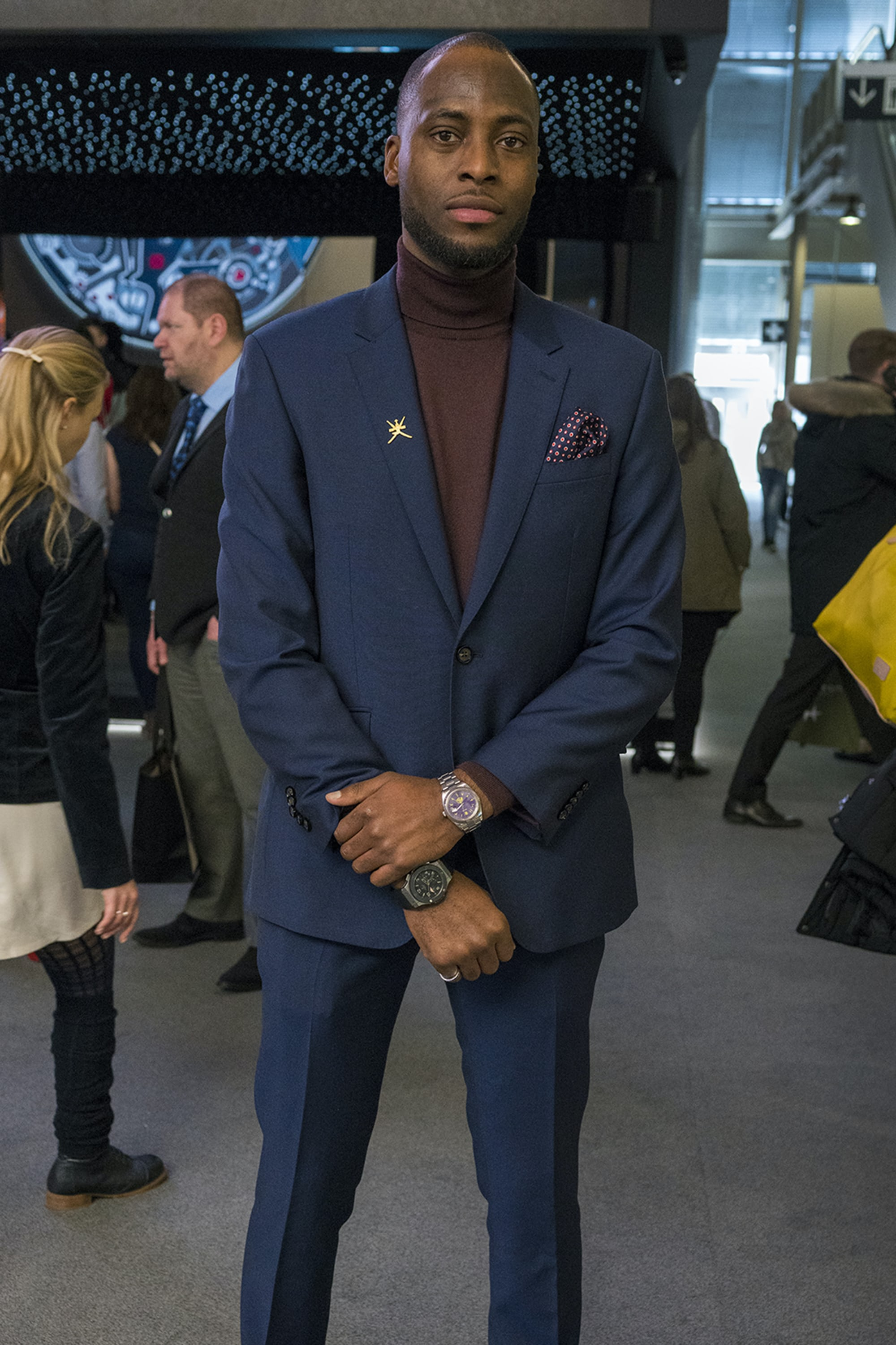 Photo Report: The Fashion And Watches Of Baselworld 2018 Photo Report: The Fashion And Watches Of Baselworld 2018 DSC00630 copy