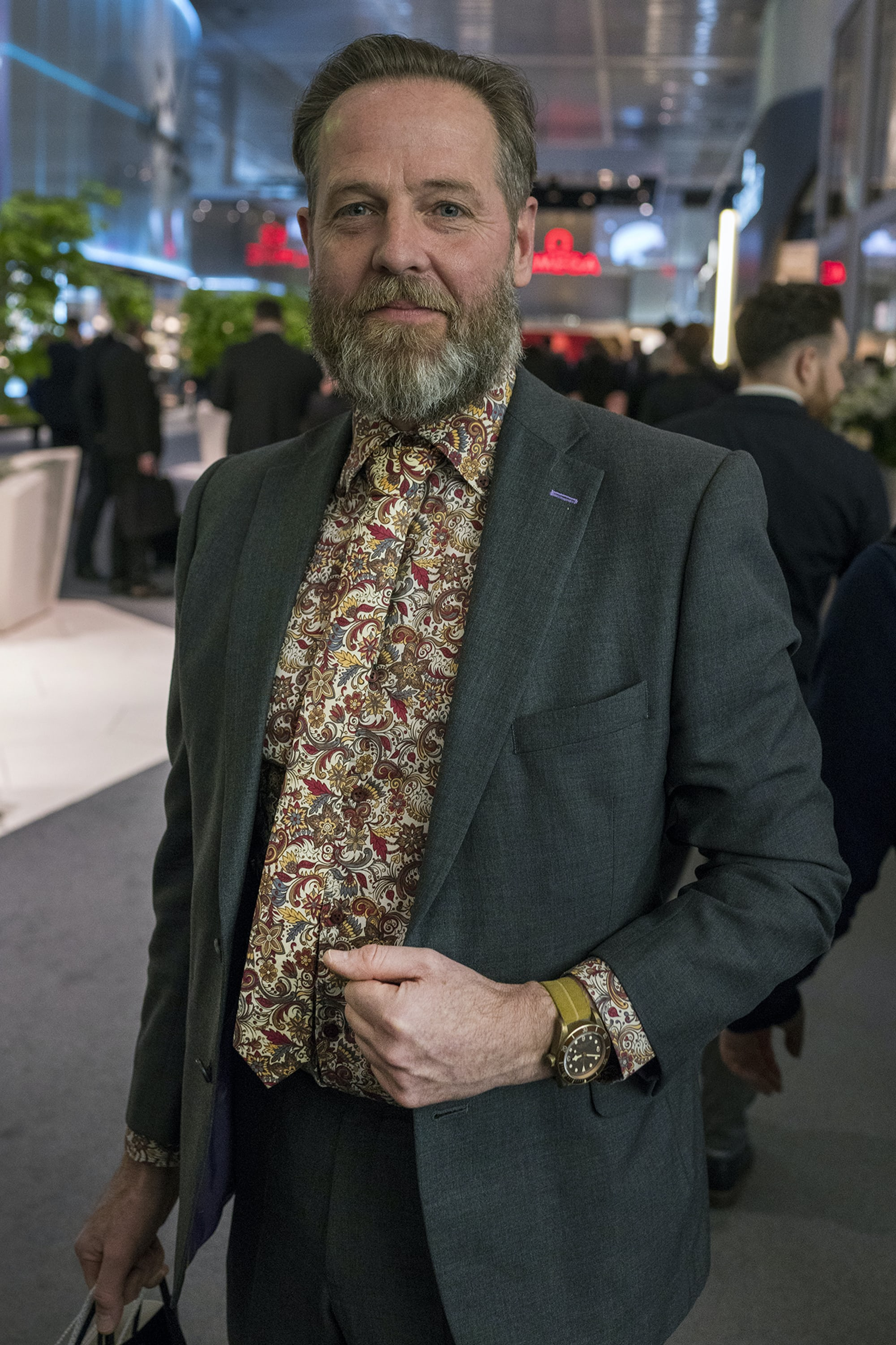 Photo Report: The Fashion And Watches Of Baselworld 2018 Photo Report: The Fashion And Watches Of Baselworld 2018 DSC00706 copy
