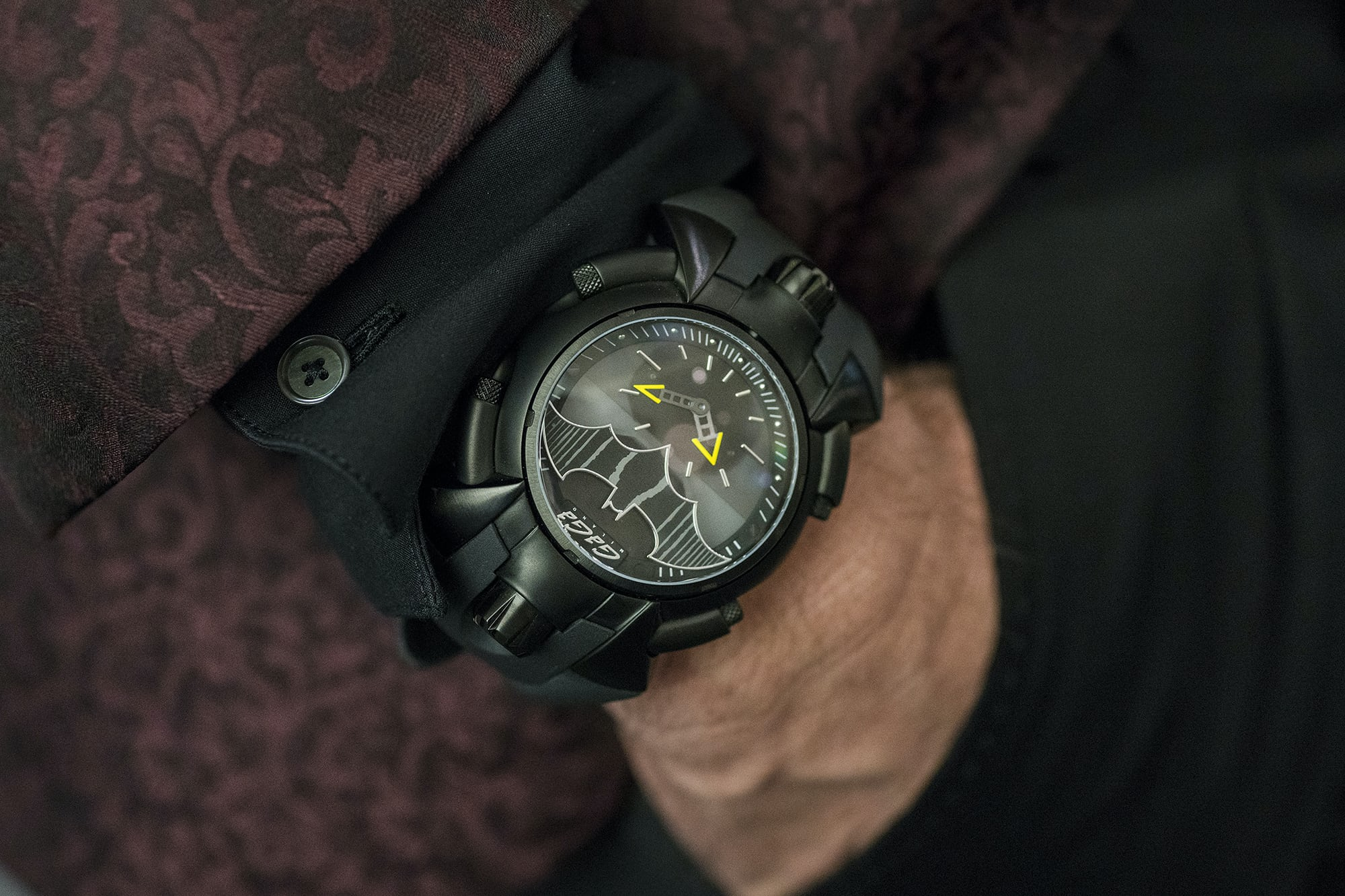 Photo Report: The Fashion And Watches Of Baselworld 2018 Photo Report: The Fashion And Watches Of Baselworld 2018 DSC00783 copy